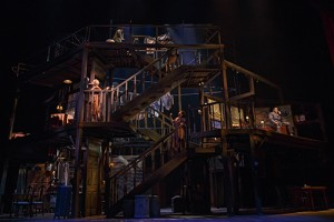 Beowulf Boritt's set for Act One