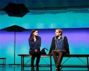 Idina Menzel & Anthony Rapp