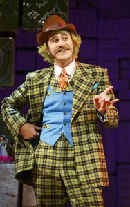 Matt Harrington as Mr. Wormwood