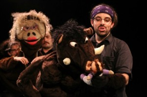 Puppet Titus Andronicus