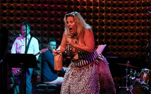 "Bridget Everett in ""Rock Bottom"""